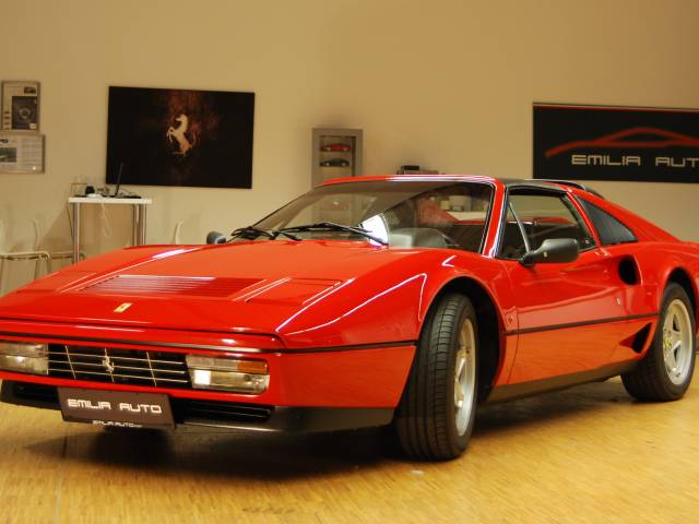 Ferrari 208 GTS Turbo