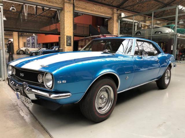 Chevrolet Camaro Ss 350 1967 Fr Chf 43817 Kaufen