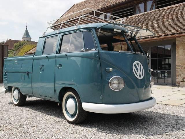 volkswagen t1 pritsche 1961 f r eur kaufen. Black Bedroom Furniture Sets. Home Design Ideas