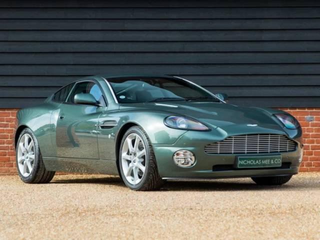 For Sale Aston Martin V12 Vanquish 2004 Offered For Gbp 84 950
