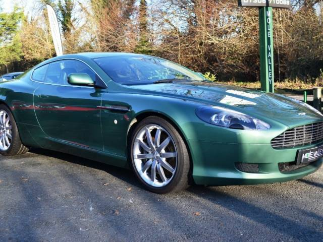 Aston Martin Db 9 2006 Für Eur 51 701 Kaufen