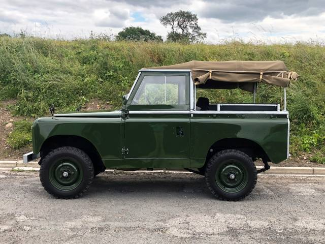 For Sale: Land Rover 88 (1959) offered for GBP 34,995