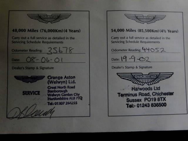 Aston Martin Virage Volante 1995 Für Eur 102 108 Kaufen