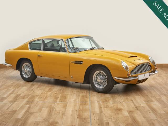 For Sale Aston Martin Db 6 Vantage 1969 Offered For Gbp 465 000