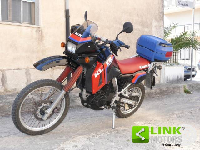 For Sale Kawasaki Klr 650 Tengai 1987 Offered For Aud 3225