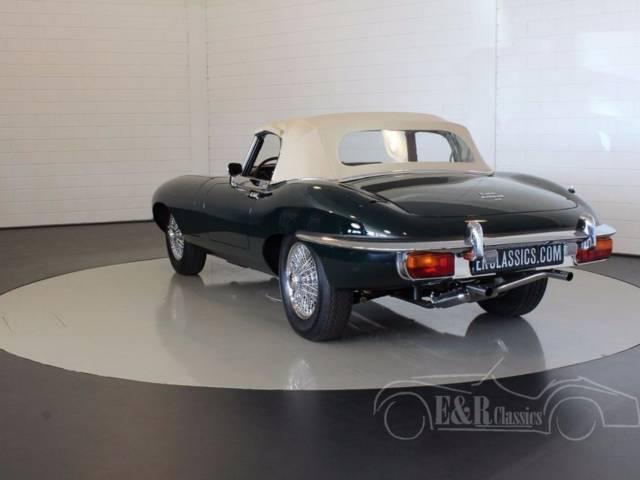 annonce jaguar e type d 39 occasion de 1970 129 950. Black Bedroom Furniture Sets. Home Design Ideas