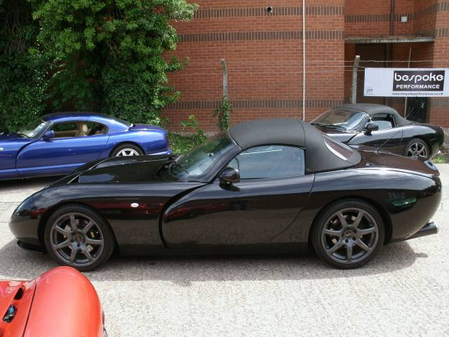 For Sale Tvr Tuscan S 2006 Offered For Gbp 49995