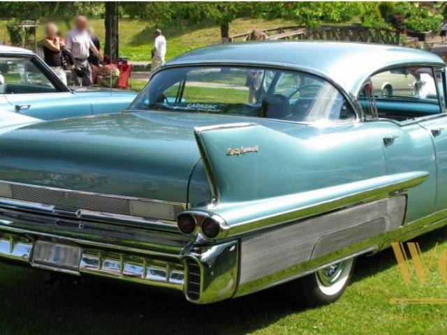 Cadillac 60 Special Fleetwood (1958) for Sale - Clic Trader