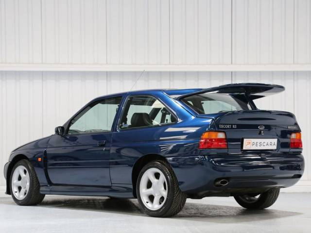 for sale ford escort rs cosworth 1995 offered for gbp 59 990. Black Bedroom Furniture Sets. Home Design Ideas