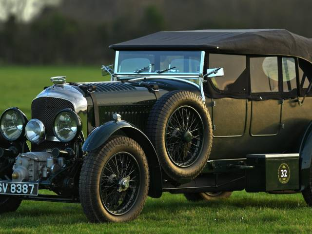 For Sale: Bentley 4 1/2 Litre Supercharged