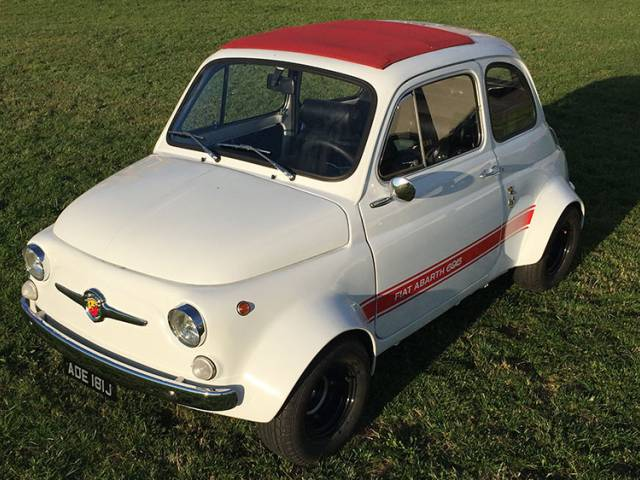 Abarth 695 SS (1971) for Sale - Clic Trader