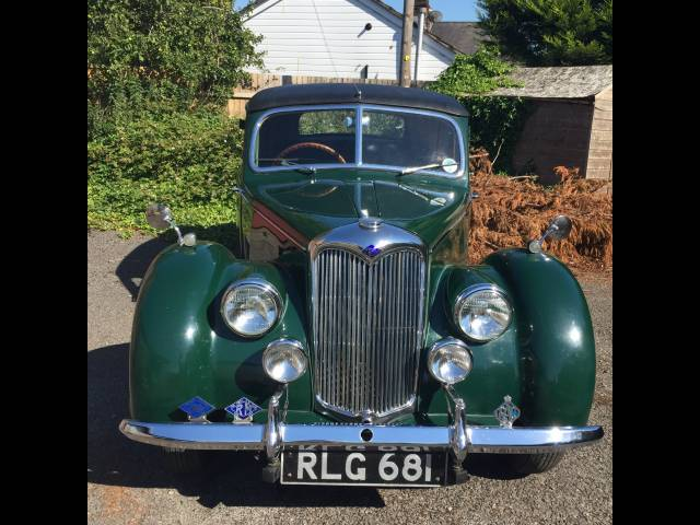 Riley 1.5 Litre RME - RILEY 1.5 RME 1953