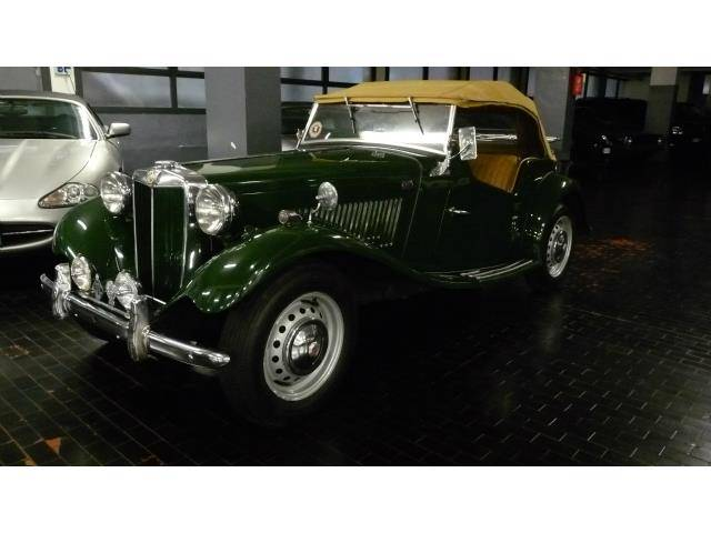 For Sale: MG TD (1952) offered for AUD 56,847