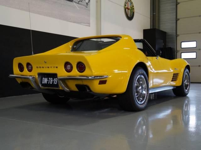 For Sale Chevrolet Corvette Stingray 1972 Offered For Gbp 26160