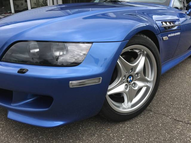Used Bmw Serie Z Of 1998 30 286 Km At 49 500