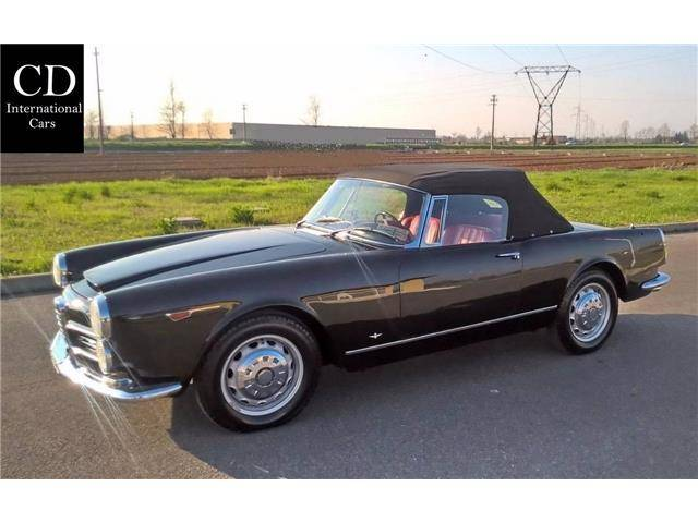 for sale alfa romeo 2600 spider 1962 offered for gbp. Black Bedroom Furniture Sets. Home Design Ideas