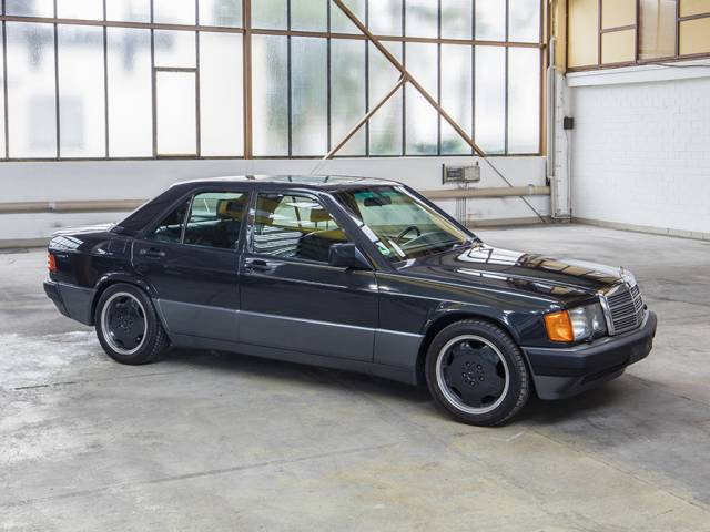 mercedes benz 190 e 3 2 amg 1991 kaufen classic trader. Black Bedroom Furniture Sets. Home Design Ideas