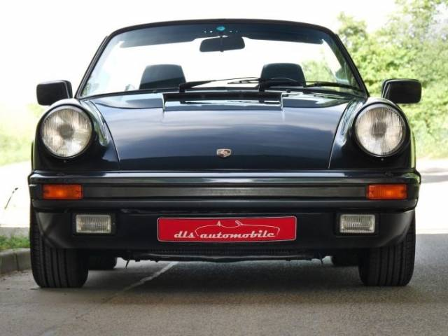 Porsche 911 Carrera 3.2 - Frontal