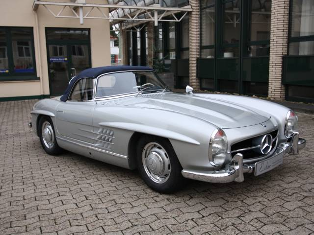 for sale: mercedes-benz 300 sl roadster (1959) offered for aud 1,838,620