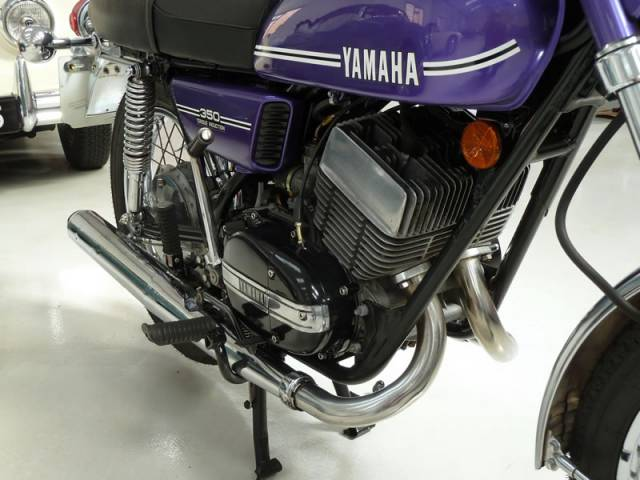 For Sale: Yamaha RD 350 (1976) offered for GBP 6,000