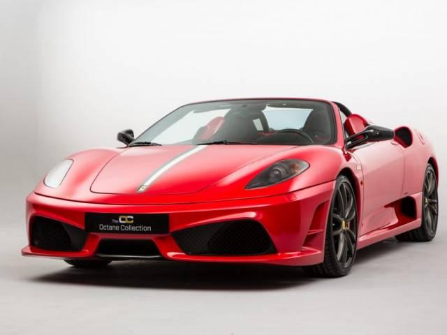 For Sale Ferrari Scuderia Spider 16m 2009 Offered For Gbp 269995