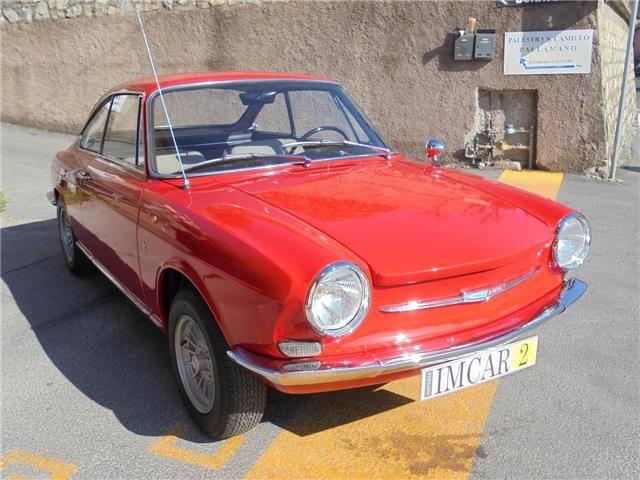 Simca 1000 occasion petites annonces de voitures d 39 occasion - Simca 1000 coupe bertone occasion ...