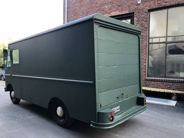 For Sale: Chevrolet Step Van P30 (1966) offered for GBP 22,564
