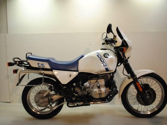 bmw r 100 gs (1988) für eur 7.990 kaufen