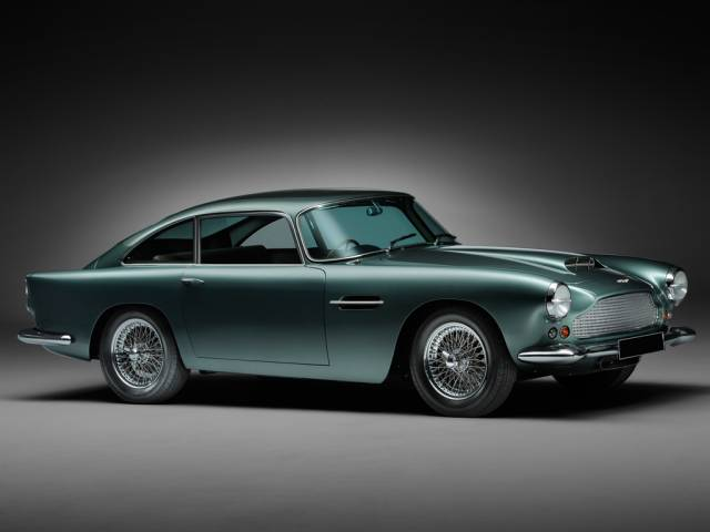 used aston martin db 4 of 1961 4 495 km. Black Bedroom Furniture Sets. Home Design Ideas