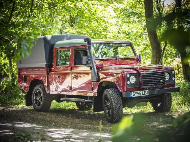 For Sale: Land Rover Defender 130 Td5 Crew Cab (2005
