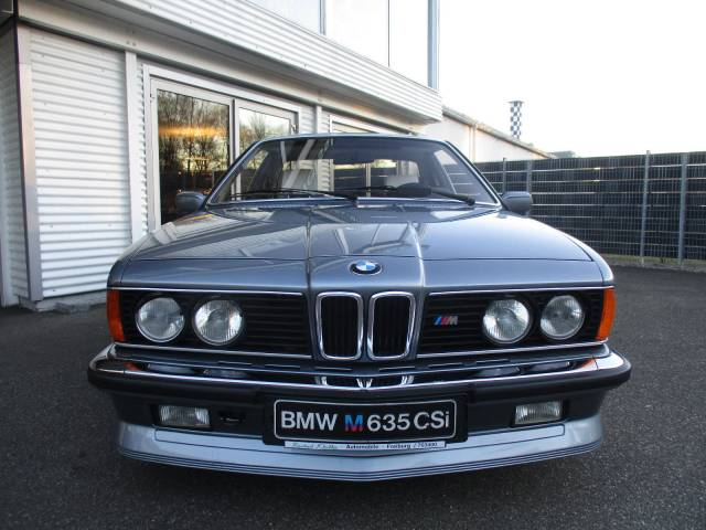 bmw serie 6 d 39 occasion de 1985 54 931 km 82 500. Black Bedroom Furniture Sets. Home Design Ideas