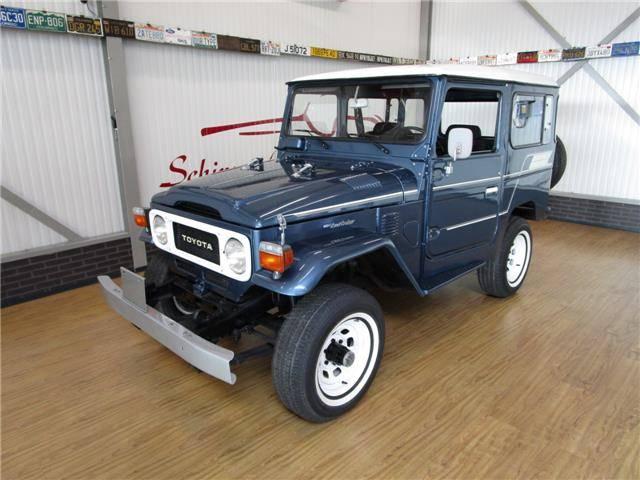 Toyota Landcruiser FJ 40 (1985) für CHF 41'024 kaufen