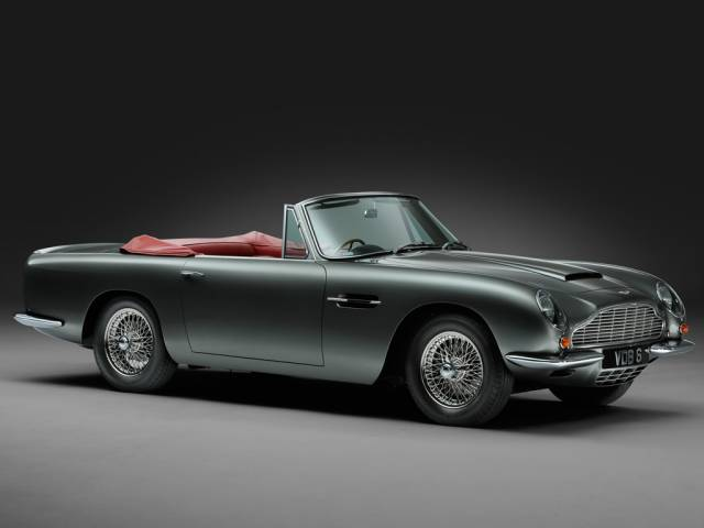 aston martin db 6 volante 1967 kaufen classic trader. Black Bedroom Furniture Sets. Home Design Ideas