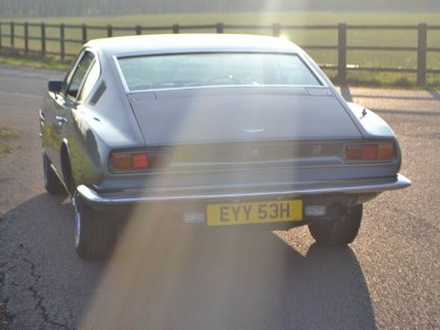 szerokie odmiany najniższa cena odebrać For Sale: Aston Martin DBS (1969) offered for GBP 169,950