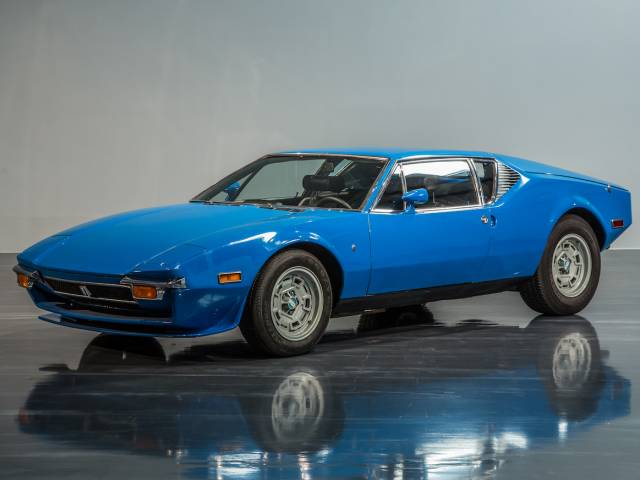 de tomaso pantera 1971 f r eur kaufen. Black Bedroom Furniture Sets. Home Design Ideas