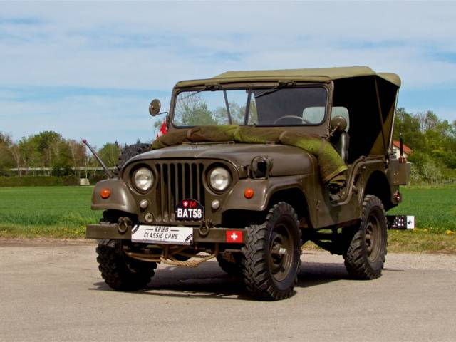 willys jeep m38 a1 1958 f r chf 25 39 087 kaufen. Black Bedroom Furniture Sets. Home Design Ideas