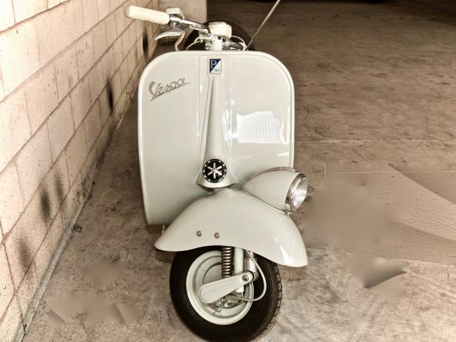 For Sale: Piaggio Vespa 125 (1954) offered for AUD 16,892