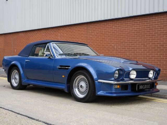 Aston Martin V8 Vantage Volante 1980 Für Chf 234 515 Kaufen