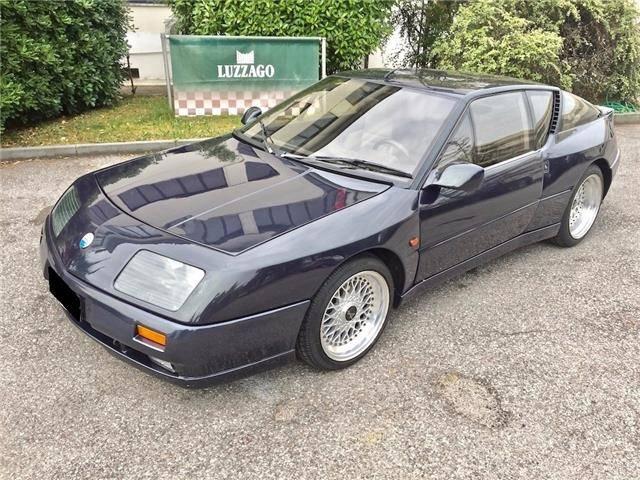 Alpine V 6 Turbo