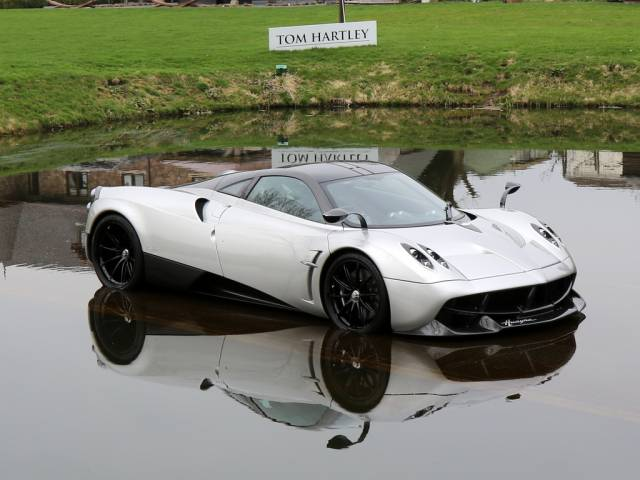 For Sale Pagani Huayra Tempesta 2017 Offered For Gbp 2 100 000