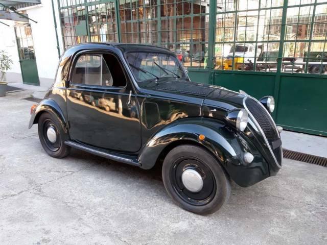 Fiat 500 B Topolino 1949 Für Chf 15 734 Kaufen