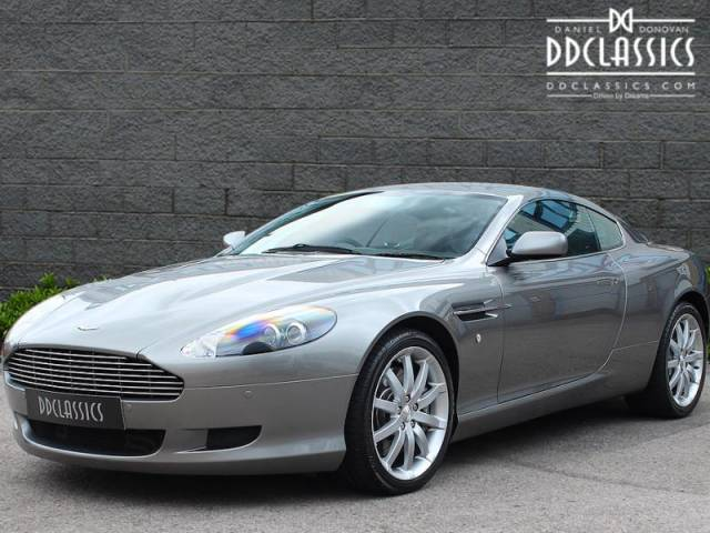 For Sale Aston Martin Db 9 2007 Offered For Gbp 36950