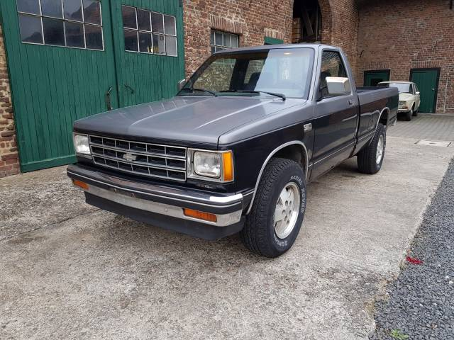 Chevrolet S10 Fleetside