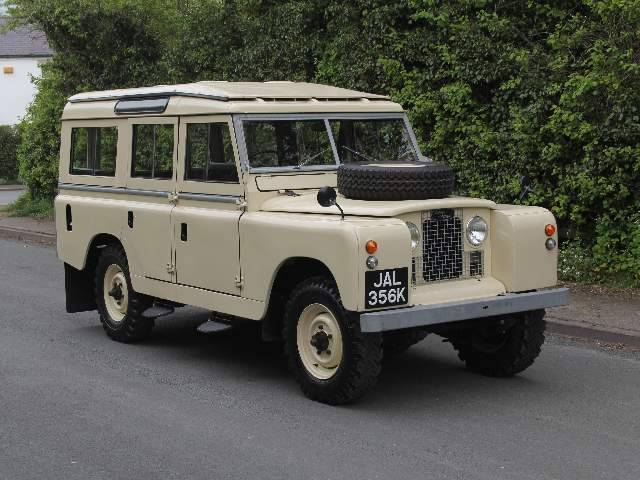 For Sale: Land Rover 109 (1966) offered for GBP 29,995