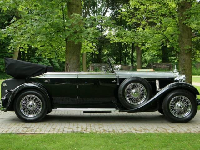 mercedes benz 770 cabriolet d 1931 kaufen classic trader. Black Bedroom Furniture Sets. Home Design Ideas