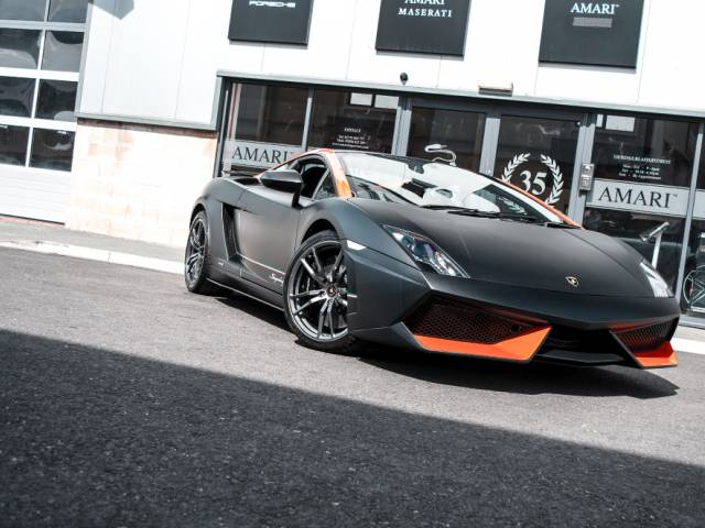 For Sale Lamborghini Gallardo Lp 570 4 Superleggera 2012 Offered