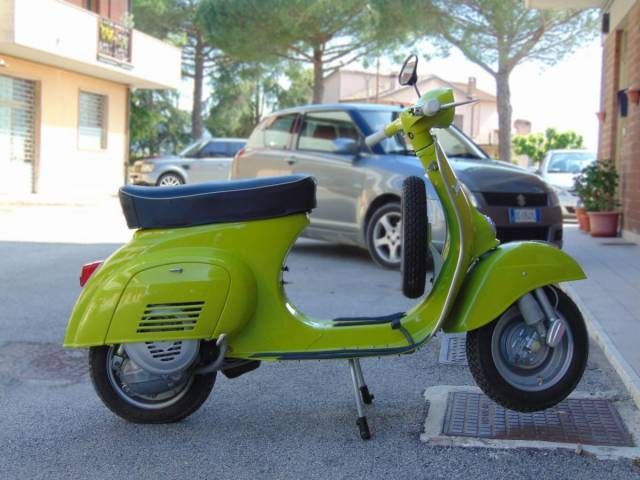 for sale piaggio vespa 50 n 1967 offered for aud 5 271. Black Bedroom Furniture Sets. Home Design Ideas