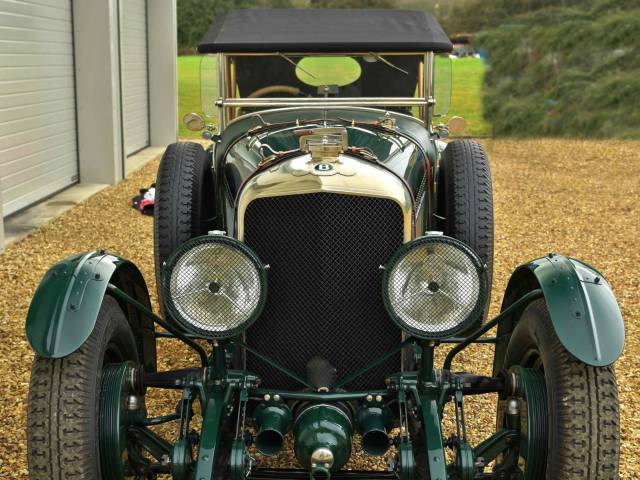 Bentley 6 1/2 Litre Speed Six