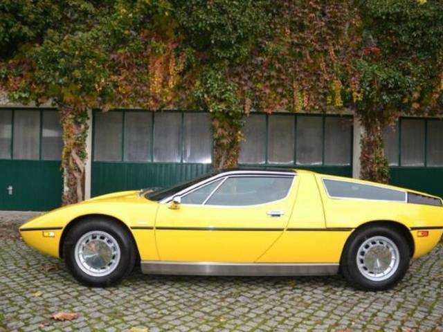 For Sale: Maserati Bora 4900 (1975) offered for AUD 322,186
