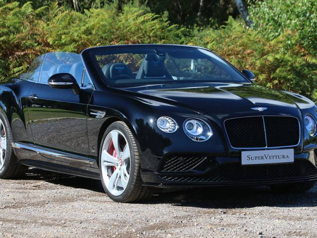 Bentley Continental Gt Supersports 2017 Fur Chf 164 666 Kaufen